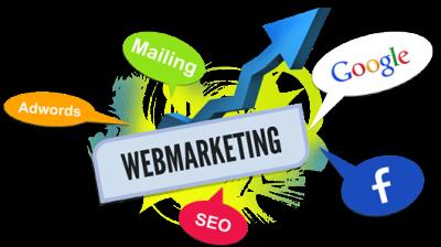 041AA Webmarketing ou Digital webmarketing by Abigail TAUZE
